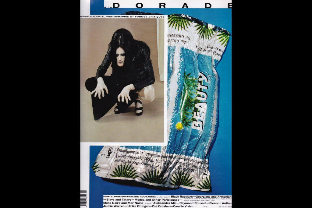 New Eldorado, Projet et fiction future dans le Caucase avec la revue Dorade, 2012-13.